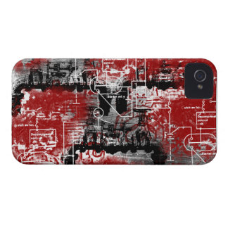 Grunge Patter 6 iPhone 4 Case-Mate Cases