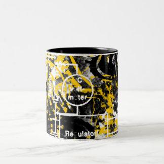 Grunge Patter 9 Coffee Mugs