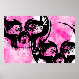 Grunge Pattern 100 Posters