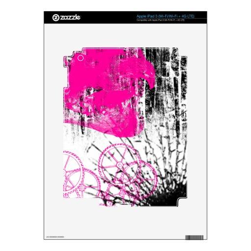 Grunge Pattern 101 iPad 3 Skin