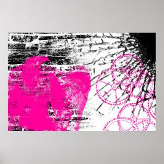 Grunge Pattern 101 Posters