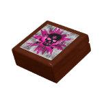 Grunge Pattern 133 Keepsake Box