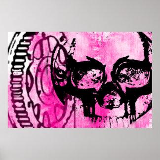 Grunge Pattern 135 Print