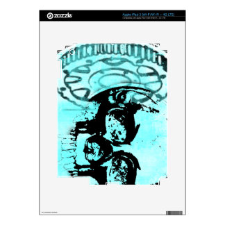 Grunge Pattern 138 iPad 3 Skin