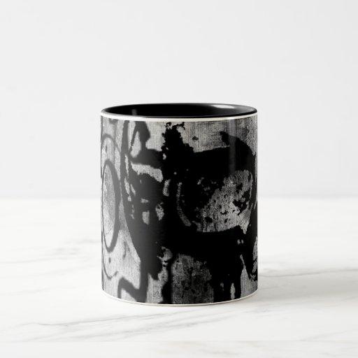 Grunge Pattern 143 Mug