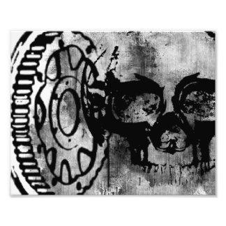 Grunge Pattern 143 Photo Print