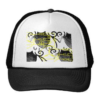 Grunge Pattern 155 Trucker Hat