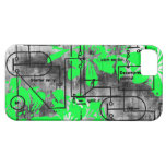 Grunge Pattern 168 iPhone 5 Covers