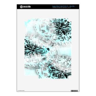Grunge Pattern 172 iPad 3 Skin