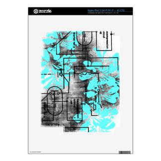 Grunge Pattern 174 iPad 3 Skin
