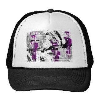 Grunge Pattern 17 Trucker Hat
