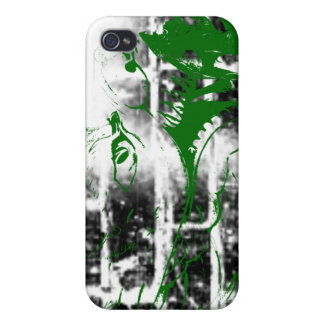 Grunge Pattern 199 iPhone 4/4S Covers
