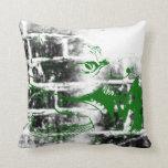 Grunge Pattern 199 Pillows
