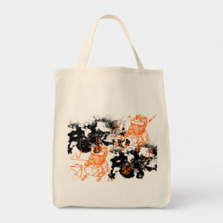 Grunge Pattern 210 Tote Bags