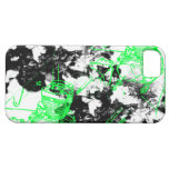 Grunge Pattern 216 iPhone 5 Cover