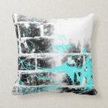 Grunge Pattern 220 Pillows