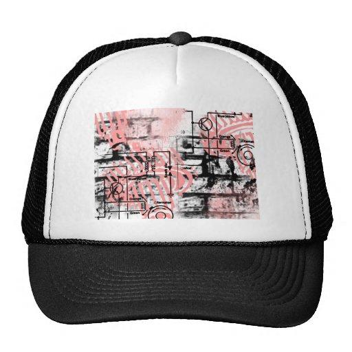 Grunge Pattern 25 Trucker Hat