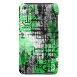 Grunge Pattern 31 Barely There iPod Covers
