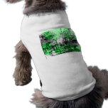 Grunge Pattern 31 Pet T Shirt