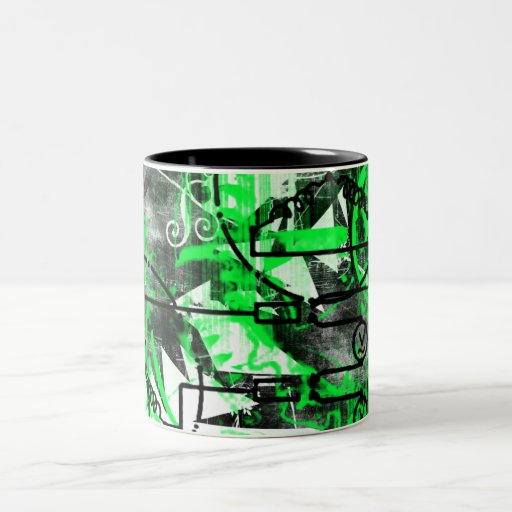 Grunge Pattern 32 Coffee Mugs