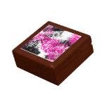 Grunge Pattern 34 Trinket Box