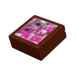 Grunge Pattern 35 Keepsake Boxes