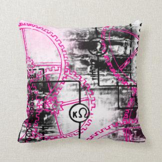 Grunge Pattern 36 Pillow