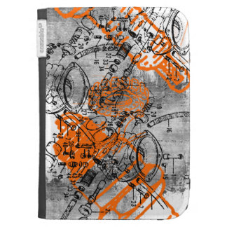 Grunge Pattern 59 Kindle 3 Covers
