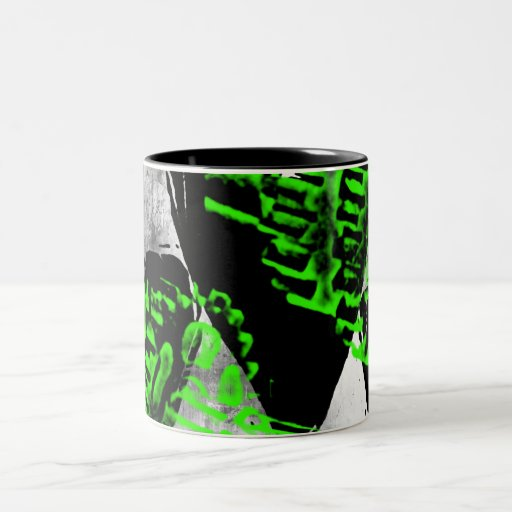 Grunge Pattern 64 Coffee Mugs