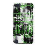 Grunge Pattern 65 iPod Touch 5G Cases