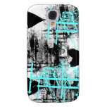 Grunge Pattern 70 Samsung Galaxy S4 Case