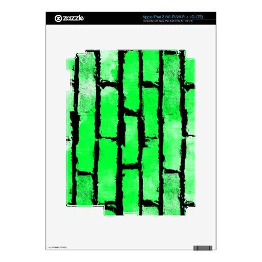 Grunge Pattern 98 iPad 3 Decal