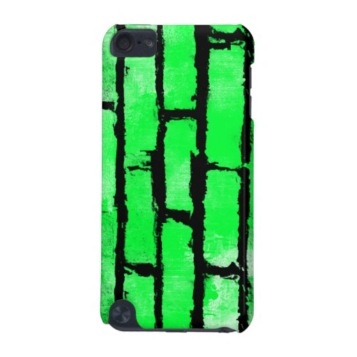 Grunge Pattern 98 iPod Touch (5th Generation) Case