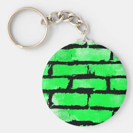 Grunge Pattern 98 Key Chains
