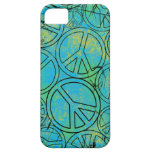 GRUNGE PEACES iPhone 5 Case-Mate Case