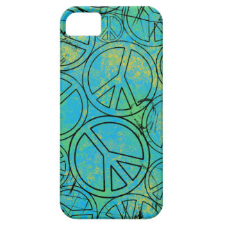 GRUNGE PEACES iPhone 5 Case-Mate Case iPhone 5 Covers