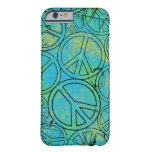 GRUNGE PEACES iPhone 6 Case