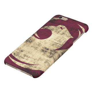 Grunge Phoenix Arizona Flag Matte iPhone 6 Plus Case