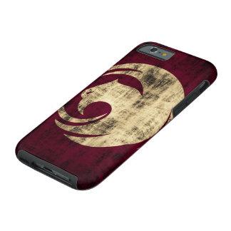 Grunge Phoenix Arizona Flag Tough iPhone 6 Case
