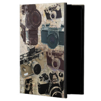 Grunge photographer photography Vintage Camera Case For iPad Air