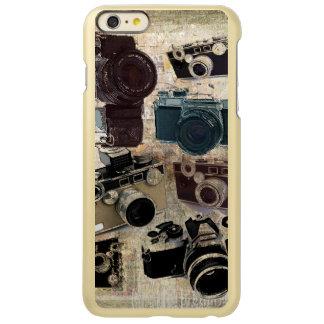 Grunge photographer photography Vintage Camera Incipio Feather Shine iPhone 6 Plus Case