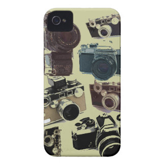 Grunge photographer photography Vintage Camera iPhone 4 Case-Mate Case