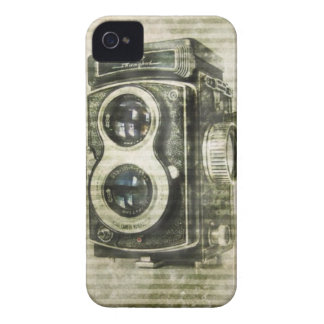 Grunge photographer photography Vintage Camera iPhone 4 Cover