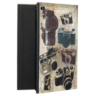 Grunge photographer photography Vintage Camera Powis iPad Air 2 Case