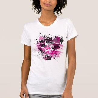 Grunge Pink T-Shirt