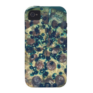 Grunge pizza apparel and items Case-Mate iPhone 4 case