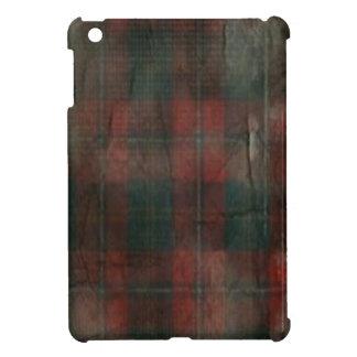 """""""Grunge Plaid"""" iPad Mini Glossy Case Case For The iPad Mini"""