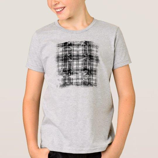 Grunge Plaid T-Shirt