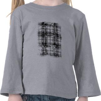 Grunge Plaid T Shirt