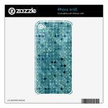Grunge Polka Dots iPhone 4 Skins